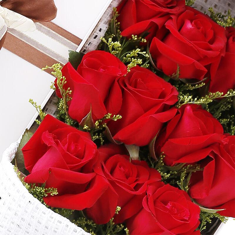 宠爱-11支精品红玫瑰