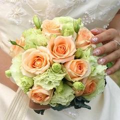 长长久久-新娘手捧花
