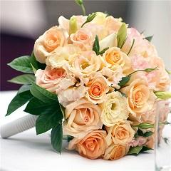 爱情证书-新娘手捧花