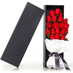 守护你-19支精品红玫瑰