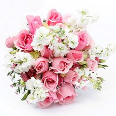 最美的你-新娘手捧花