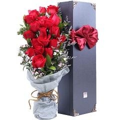 此生幸福-19支精品红玫瑰