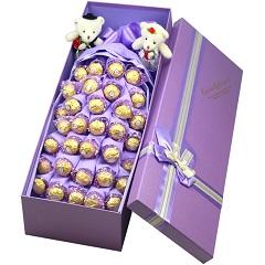 美如初恋-33颗巧克力礼盒