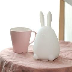 变色咪兔硅胶氛围灯