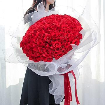 挚爱此生-99支红玫瑰