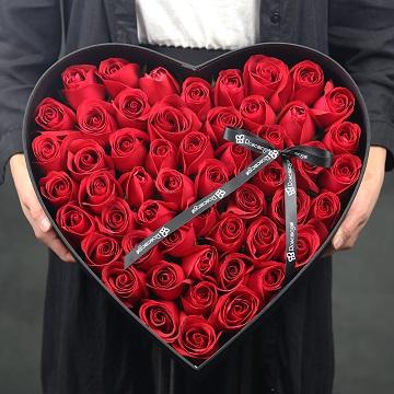 白头到老-99支精品红玫瑰